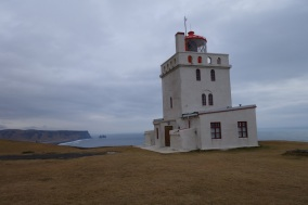 Lighthouse near Vik