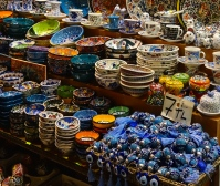 Scenes in the Grand Bazaar