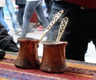 Seriously good Turkish coffee