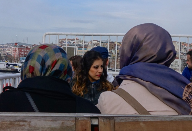 Wearing a headscarf remains a personal choice in Turkey