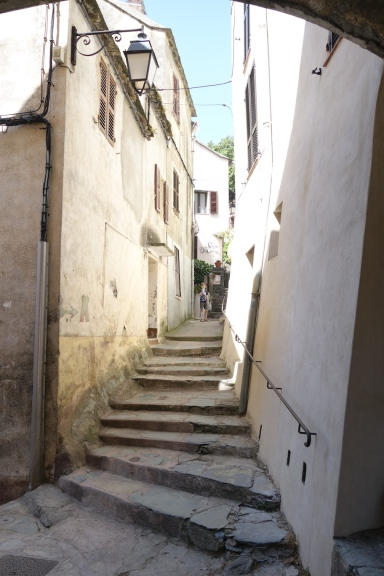 Bastia alley